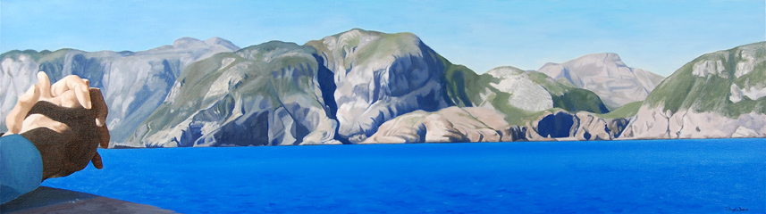 south coast Newfoundland landscapes - Angela Baker