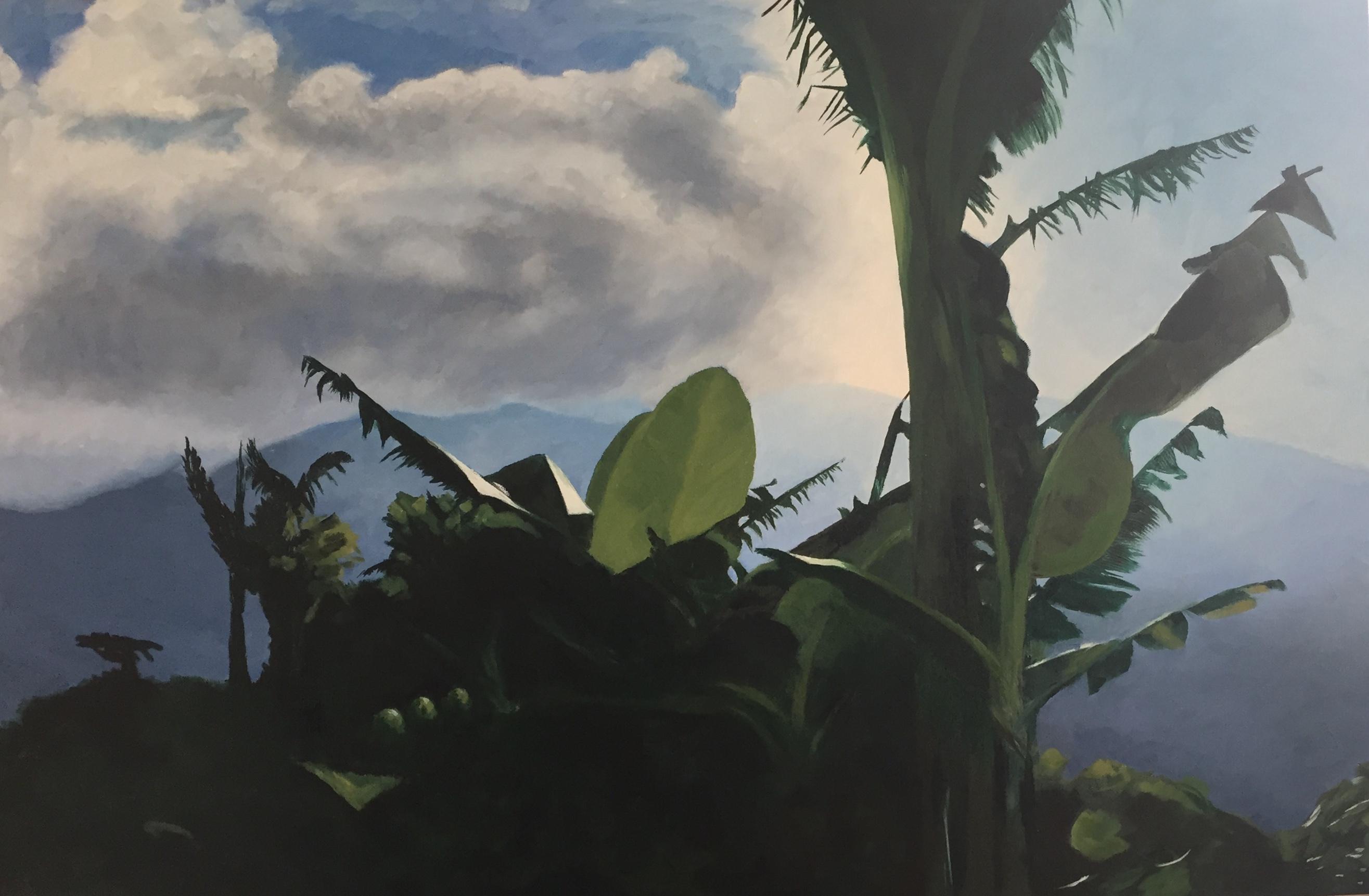 Dawn Blue Mountains Jamaica